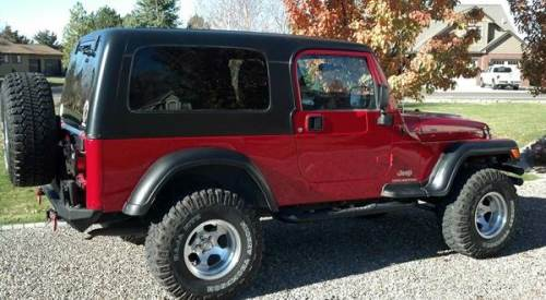 2004 Jeep Wrangler Unlimited For Sale in Twin Falls (Boise ...