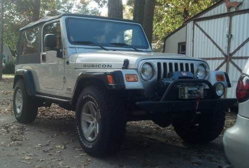 2005 jeep wrangler unlimited rubicon for sale in downtown columbia sc. Black Bedroom Furniture Sets. Home Design Ideas