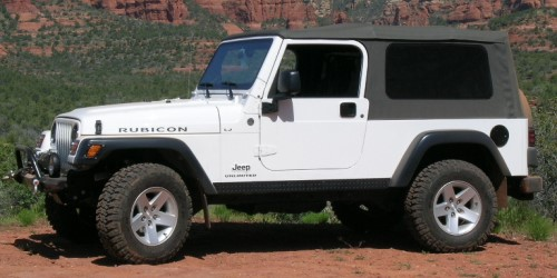 2006 Unlimited Rubicon
