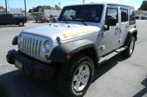 2010 jeep wrangler unlimited islander edition for sale in pennsylvania. Black Bedroom Furniture Sets. Home Design Ideas