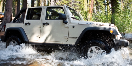 2012 Unlimited Rubicon