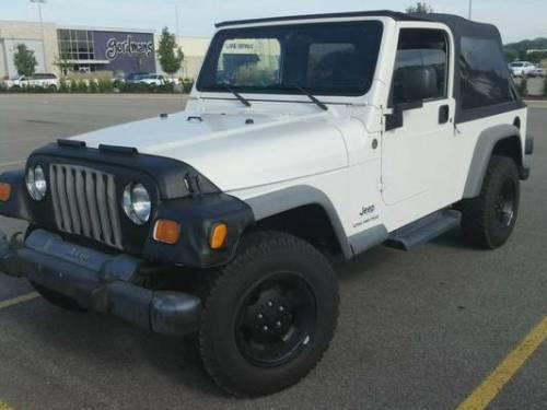2004 jeep wrangler unlimited lj auto for sale in effingham. Black Bedroom Furniture Sets. Home Design Ideas