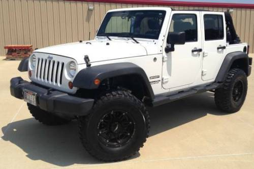 2012 Jeep Wrangler Unlimited Sport For Sale in Champaign ...
