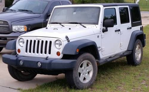 2012 jeep wrangler unlimited sport for sale in crestview florida. Cars Review. Best American Auto & Cars Review