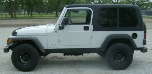 Jeep Brute Price >> 2005 Jeep Wrangler Unlimited LJ 6 Speed For Sale in ...