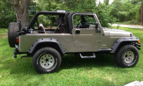 2006 jeep wrangler unlimited lj for sale in columbia south carolina. Black Bedroom Furniture Sets. Home Design Ideas