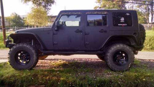 2007 jeep wrangler unlimited sahara for sale in beckley. Black Bedroom Furniture Sets. Home Design Ideas