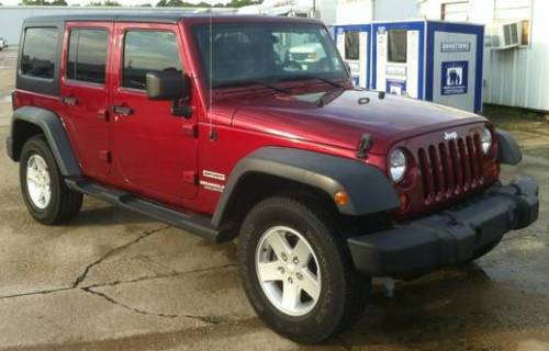 2011 jeep wrangler unlimited sport for sale denham springs louisiana. Cars Review. Best American Auto & Cars Review