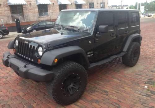 jeep wrangler unlimited for sale in minnesota. Black Bedroom Furniture Sets. Home Design Ideas