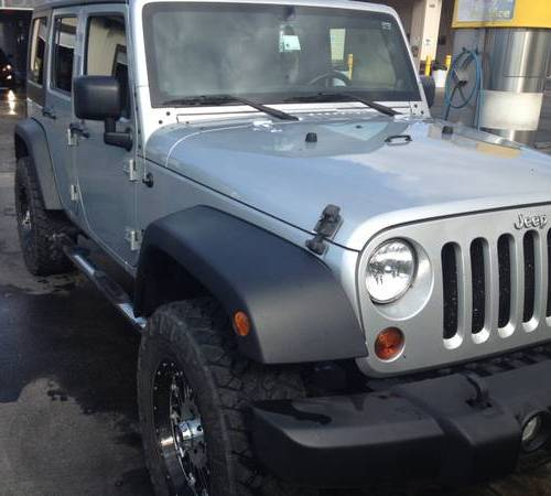 Jeep Wrangler Unlimited For Sale In Utah