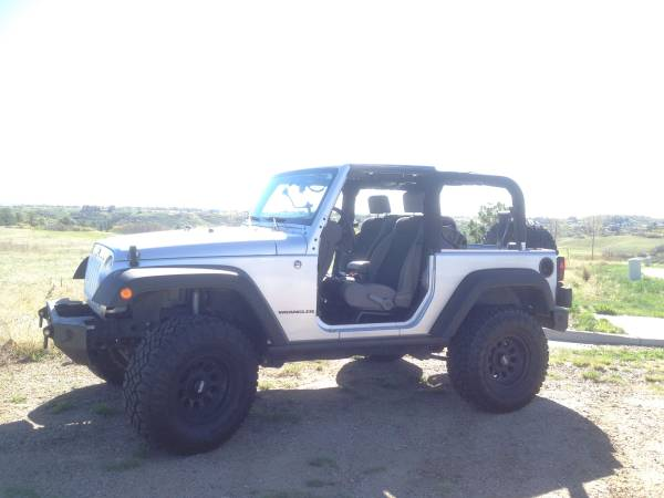 2007 jeep wrangler x for sale in western slope co. Black Bedroom Furniture Sets. Home Design Ideas