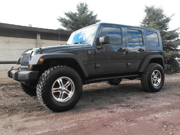 2010 jeep wrangler for sale in carbondale co. Black Bedroom Furniture Sets. Home Design Ideas
