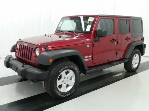 2013 Jeep Wrangler Unlimited Sport For Sale in Dothan Albama