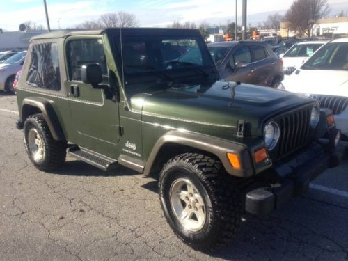 2006 jeep wrangler unlimited for sale in newark de. Black Bedroom Furniture Sets. Home Design Ideas