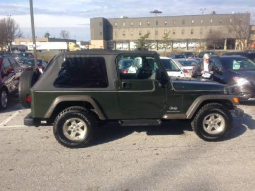 2006 jeep wrangler unlimited for sale in newark de. Black Bedroom Furniture Sets. Home Design Ideas