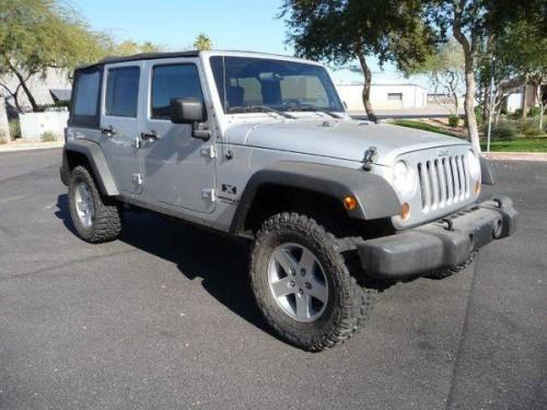 2007 jeep wrangler unlimited x for sale in phoenix az. Black Bedroom Furniture Sets. Home Design Ideas
