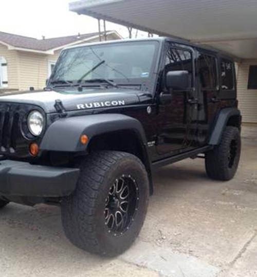 2009 Jeep Wrangler Rubicon For Sale In Harrison AR