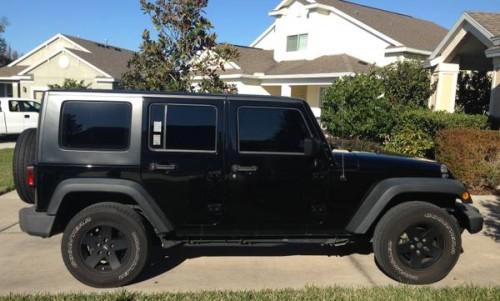 2009 jeep wrangler x for sale in tampabay fl. Black Bedroom Furniture Sets. Home Design Ideas