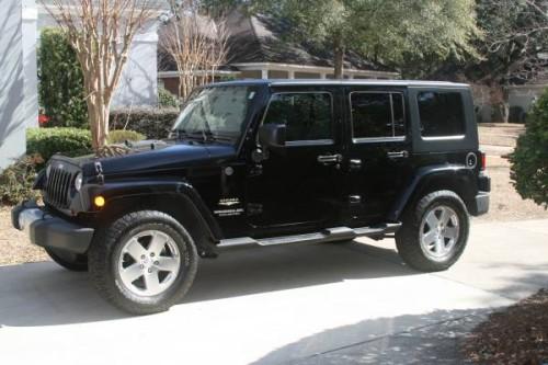 2010 jeep wrangler sahara for sale in mobile al. Black Bedroom Furniture Sets. Home Design Ideas