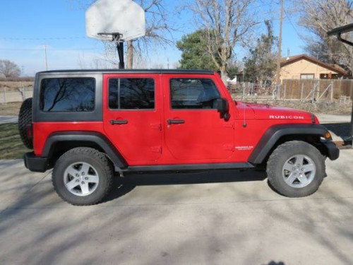 2011 jeep wrangler unlimited rubicon for sale in payette id. Black Bedroom Furniture Sets. Home Design Ideas
