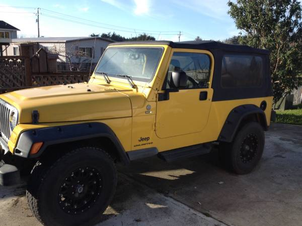 2004 jeep wrangler unlimited for sale in bandon or. Cars Review. Best American Auto & Cars Review