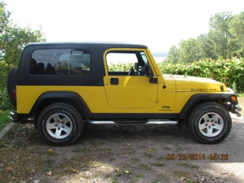 2005 jeep wrangler unlimited rubicon for sale in burlington vt. Black Bedroom Furniture Sets. Home Design Ideas