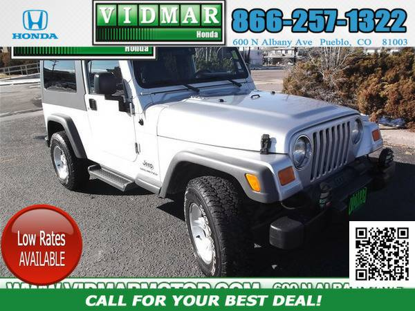 2005 jeep wrangler unlimited for sale in colorado springs co. Black Bedroom Furniture Sets. Home Design Ideas