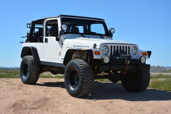2006 jeep wrangler unlimited rubicon for sale in sonita az. Black Bedroom Furniture Sets. Home Design Ideas