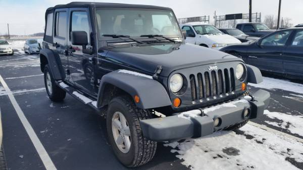 2007 jeep wrangler unlimited x for sale in indianapolis in. Cars Review. Best American Auto & Cars Review