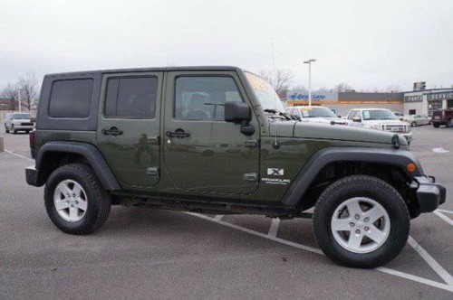 2007 jeep wrangler unlimited x for sale in tulsa oklahoma. Black Bedroom Furniture Sets. Home Design Ideas