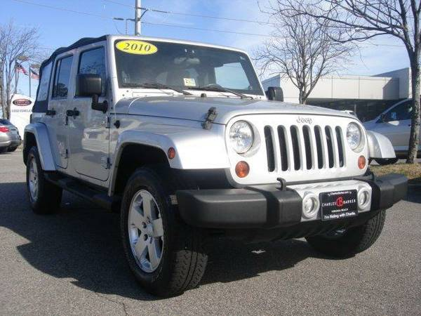 2014 jeep wrangler unlimited sport for sale in front royal va