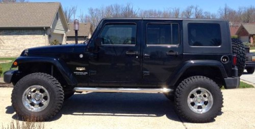 2008 jeep wrangler unlimited sahara for sale in columbus oh. Black Bedroom Furniture Sets. Home Design Ideas