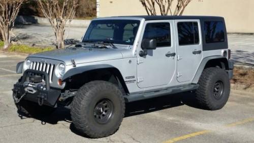 2011 jeep wrangler unlimited sport for sale in warner robins ga. Black Bedroom Furniture Sets. Home Design Ideas