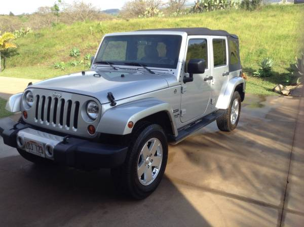 2012 jeep wrangler unlimited sport for sale in kula hi. Cars Review. Best American Auto & Cars Review