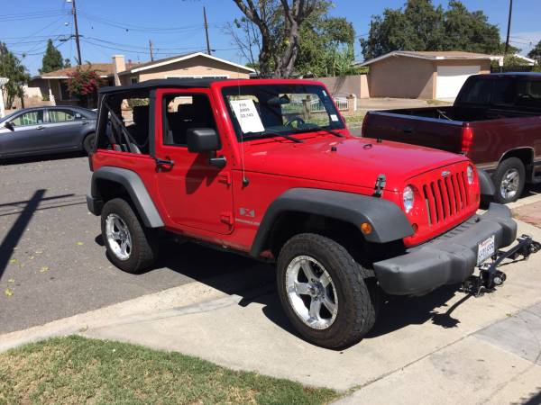 2009 jeep wrangler unlimited for sale in orange county california. Cars Review. Best American Auto & Cars Review