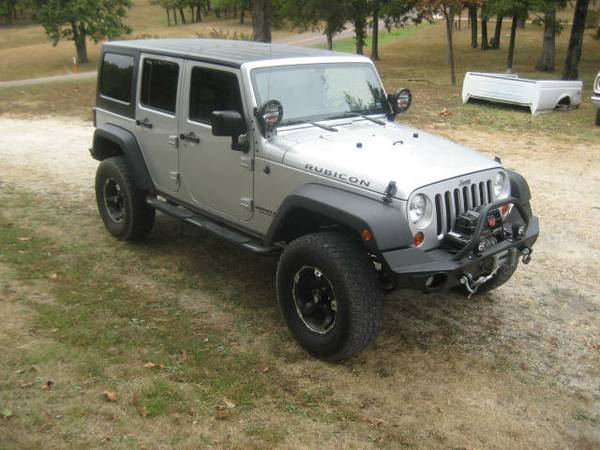 2012 jeep wrangler unlimited rubicon for sale in belle missouri. Cars Review. Best American Auto & Cars Review