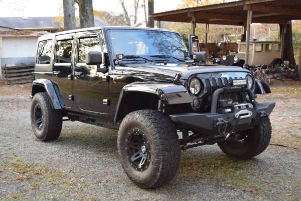 2011 jeep wrangler unlimited sahara for sale in durham. Black Bedroom Furniture Sets. Home Design Ideas