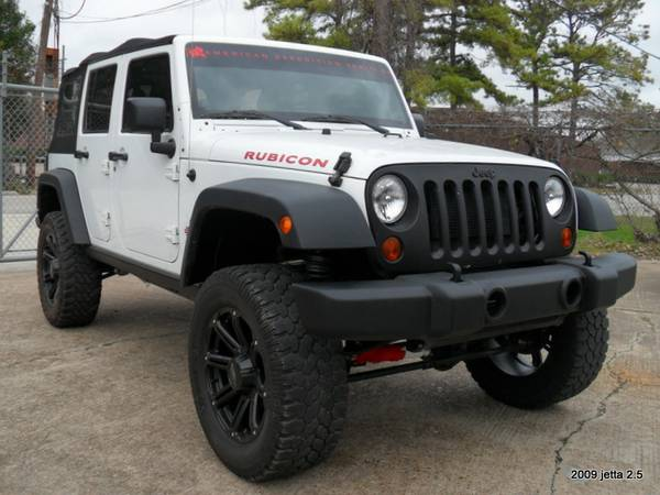 2013 jeep wrangler unlimited rubicon for sale in houston texas