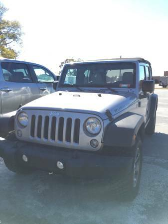 2015 jeep wrangler unlimited rubicon for sale in new bern north. Cars Review. Best American Auto & Cars Review