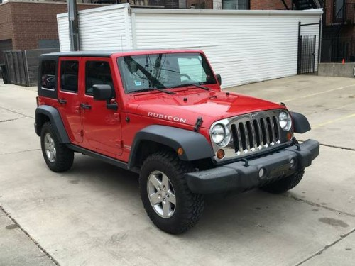 2010 jeep wrangler unlimited rubicon for sale in chicago illinois. Black Bedroom Furniture Sets. Home Design Ideas