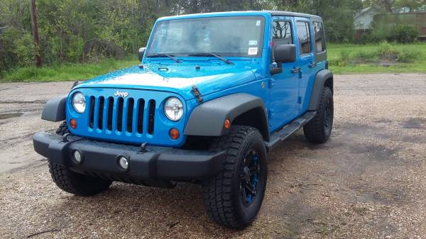 2012 jeep wrangler unlimited for sale in west monroe louisiana. Cars Review. Best American Auto & Cars Review
