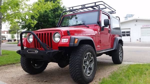 2006 jeep wrangler unlimited rubicon for sale in longmont colorado. Cars Review. Best American Auto & Cars Review