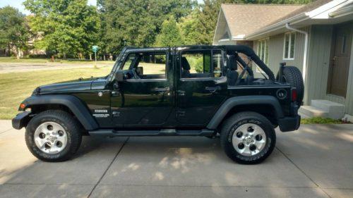 2012 jeep wrangler unlimited sport for sale in decatur illinois. Black Bedroom Furniture Sets. Home Design Ideas