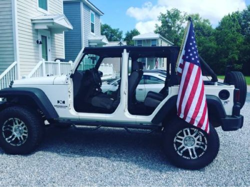 2007 jeep wrangler unlimited x for sale in gulfport mississippi. Black Bedroom Furniture Sets. Home Design Ideas