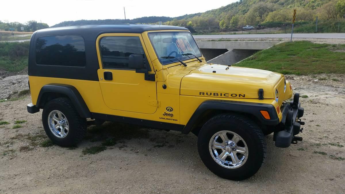 2006 Jeep Wrangler Unlimited Rubicon For Sale in Decorah, Iowa