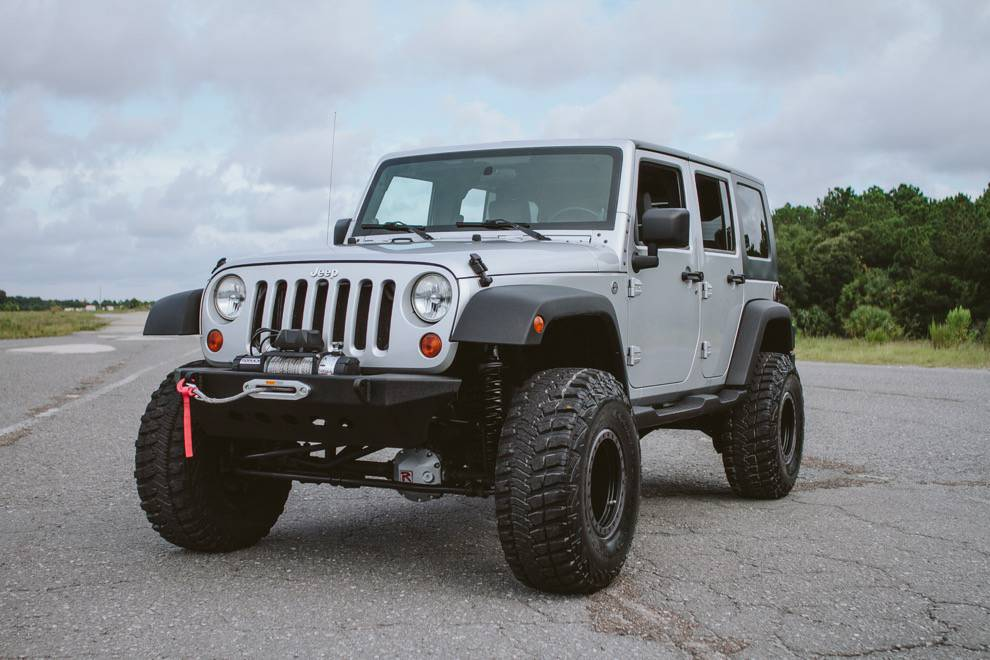2007 jeep wrangler unlimited automatic for sale in jacksonville florida