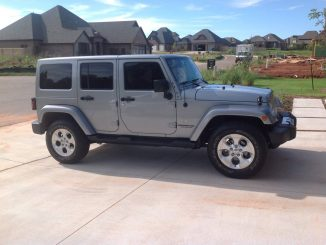 jeep wrangler unlimited for sale in oklahoma city. Black Bedroom Furniture Sets. Home Design Ideas