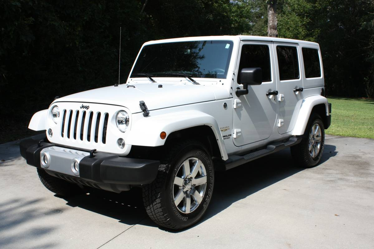 Jeep Brute For Sale >> 2015 Jeep Wrangler Unlimited Sahara For Sale in Wilmington, North Carolina