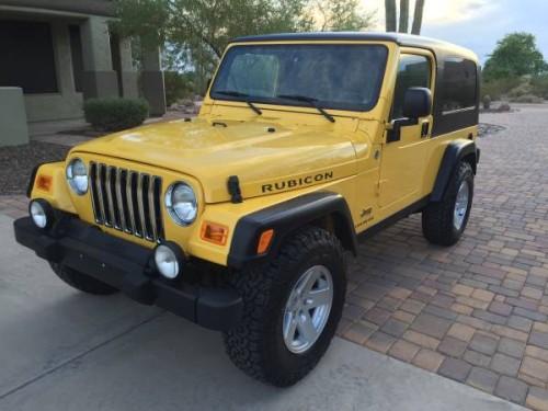 2006 Jeep Wrangler Unlimited Rubicon For Sale in Phoenix ...